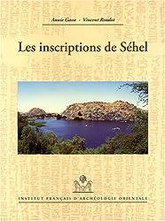 Les inscriptions de Séhel