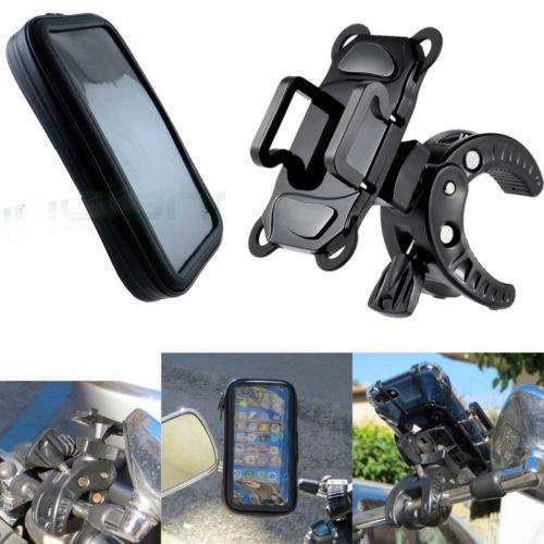 Supporto moto scooter bici motorino impermeabile modello ARTIGLIO smartphone OK8
