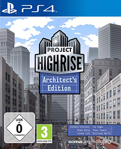 Project Highrise: Architect's Edition (Playstation 4)