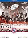 FC Bayern München - Rekordmeister Edition - Alle Titel von 1932 bis 2016 [Blu-ray]