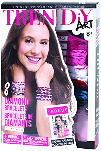 Trendiy Art Diamond Bracelets Medium Box