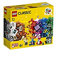 LEGO Classic Windows of Creativity for age 4+ years old 11004