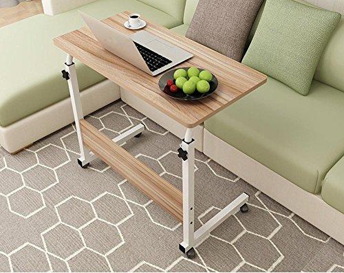 KHSKX Moda semplice portatile scrivania, letto pigro sollevamento e lo spostamento di piccola scrivania , b