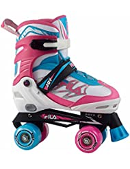 Fila niña Joy Girl Roller Skate, niña, JOY GIRL, Weiß/Pink/Hellblau, large