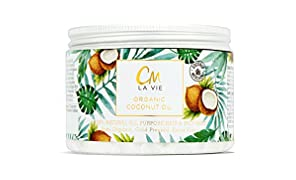 Di cocco la vie Raw extra Virgin Coconut oil, 300 ml