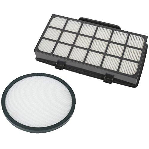 Rowenta zr006001Juego de filtros para X -Trem Power Cyclonic (ro69X X) Sistema de filtro de High Efficiency láser, premotor, Negro