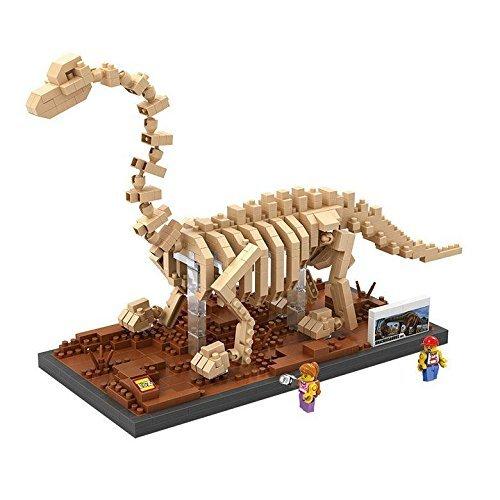 iBlock Fun Bloques construcción miniatura LOZ - Brachiosaurus