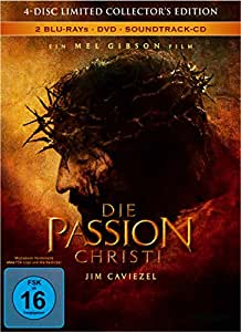 Die Passion Christi - Mediabook (Limited Collector's Edition) [Blu-ray] [Limited Edition]