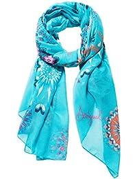 79dfe22b2016 Amazon.fr   Desigual - Echarpes et foulards   Accessoires   Vêtements