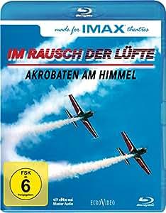 IMAX: Im Rausch der Lüfte - Akrobaten am Himmel [Blu-ray]
