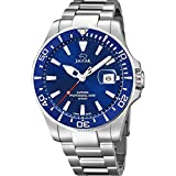 Reloj Jaguar Acamar J860/3 sumergible 200 m Esfera y bisel azules