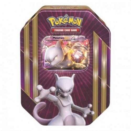 Pokémon - Jeux de Cartes - Pokébox - Pokébox De Pâques 2016 - Mewtwo Ex