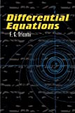 Differential Equations (Dover Books on Mathematics) by F.G. Tricomi (2012-06-13)