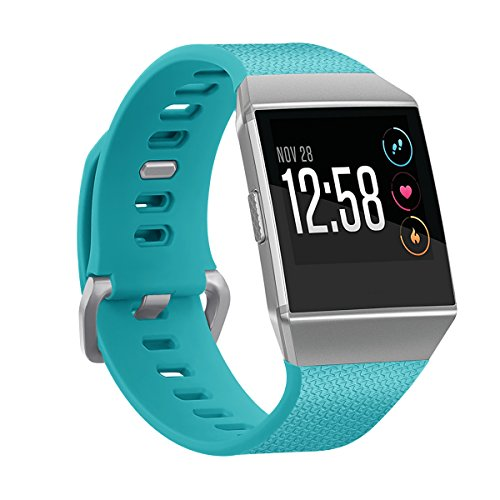 bit Ionic Band Case with Durable Protective Case and Durable Protective Case Interior Covers case Cover Compatible with Fitbit Ionic Band -Green ()