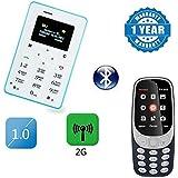 Drumstone M5 Mini Card GSM Ultra Thin 320mah With A3310 Camera Multimedia Dual Sim Mobile Phone