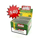 aLeda King Size transparente Bl�ttchen 1 Box (40x40) medium image