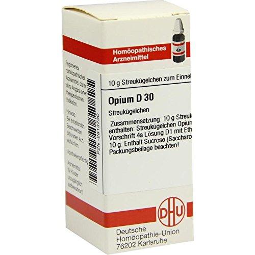 Opium D 30 Globuli 10 g