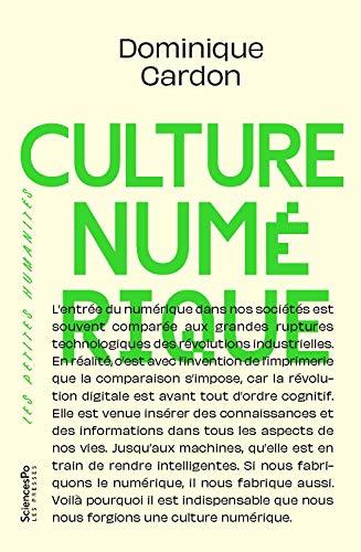Culture numérique par  Presses de Sciences Po