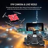 VICIVIYA-FQ777-Cemare-Mini-QuadCopter-RTF-avec-FPV-Live-Camra-vido-de-pliable-24Ghz-Tlcommande-inclus-Noir