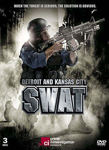 Detroit and Kansas City SWAT [3 DVDs] [UK - Swat-tv-serie
