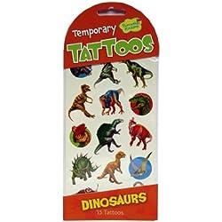 Tatuajes Temporales de Juego - Dinosaurios