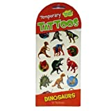 Temporary Play Tattoos - Dinosaurs - Best Reviews Guide