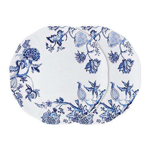 doubleblue-plato-plano-redondo-de-11juego-de-2-de-bone-china-pastoral-para-banquetes-cenas-y-fiestas