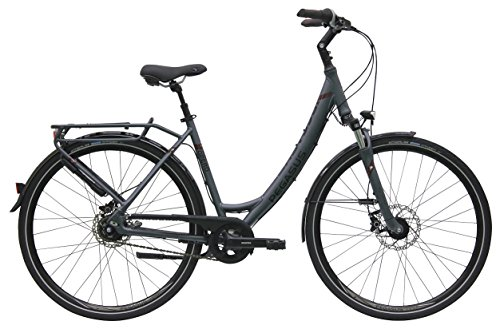 Pegasus Fahrrad Opero SL 8 Damen grau 2017