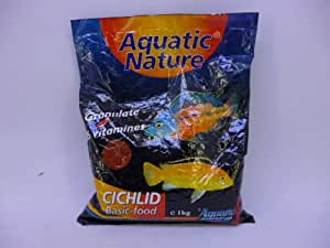 Aquatic Nature AFRICAN CICHLID ENERGY-FOOD S 1 Kg