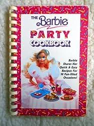 The Barbie Party Cookbook by Helene Siegel (1991-04-15)