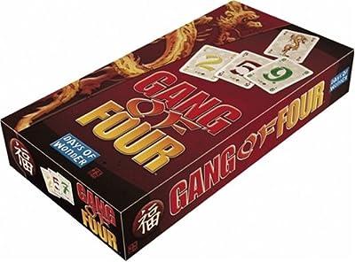 Asmodee - GOF01D - Jeux de Stratégie - Gang of Four