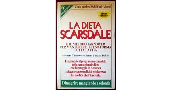dieta scarsdale libro pdf