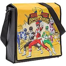 Mighty Morphin Power Rangers Recycled Messenger La Bolsa De Asas