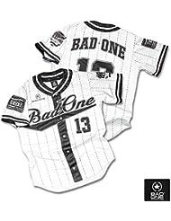 Baño One Camiseta de Béisbol, color , tamaño M