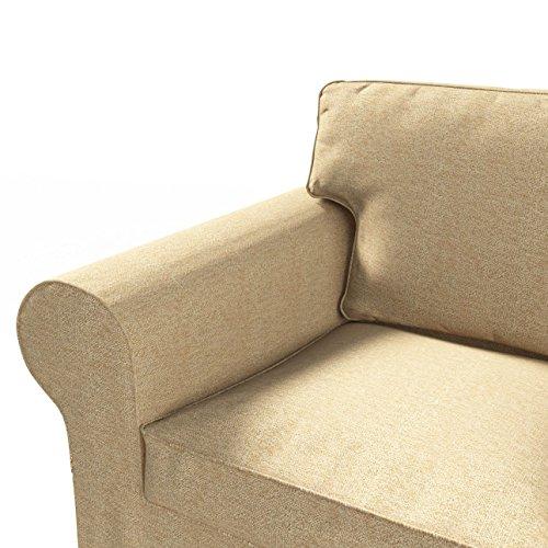 Dekoria rivestimento per divano letto a 2 posti ektorp - Copridivano ektorp 3 posti letto ...