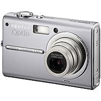 Pentax Optio T10 Digitalkamera (6 Megapixel, 3``Touchscreen) silber/silber, exklusiv bei Amazon.de