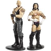 WWE CM Punk & Luke Gallows Battlepack Figures