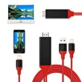 Classico New HDMI Cable for Mirroring Phone Screen to TV,Projector,Moniter,1080P,Digital AV Adpter