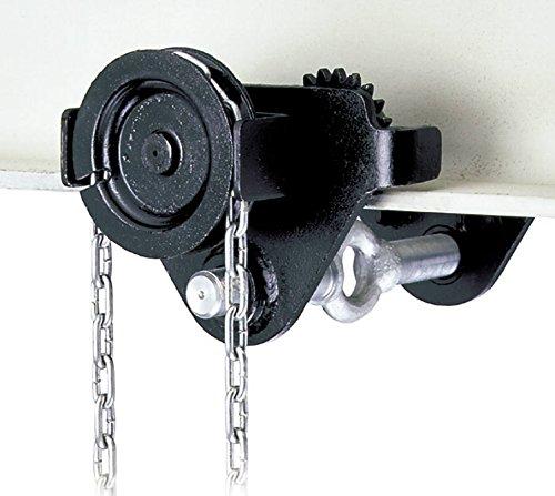 Yale amz1022786HTG Gear Viaggio Girder/fascio Trolley, 1.0T larghezza fascio: 50mm-220mm