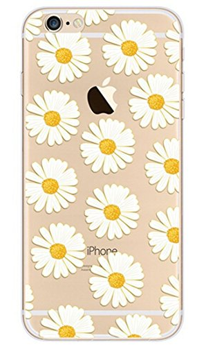 iPhone SE Hülle Silikon,iPhone SE Hülle Transparent,iPhone SE Hülle Glitzer,iPhone 5S Clear TPU Case Hülle Klare Ultradünne Silikon Gel Schutzhülle Durchsichtig Rückschale Etui für iPhone 5,iPhone 5S  Flamingo 6