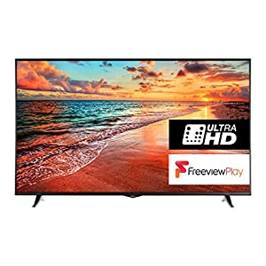 "Finlux 65"" 4K UHD Smart LED TV with Freeview Play (65-FUB-8022)"