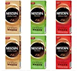 #1: Nescafe Ready To Drink Pack, 180ml each (Pack of 6)
