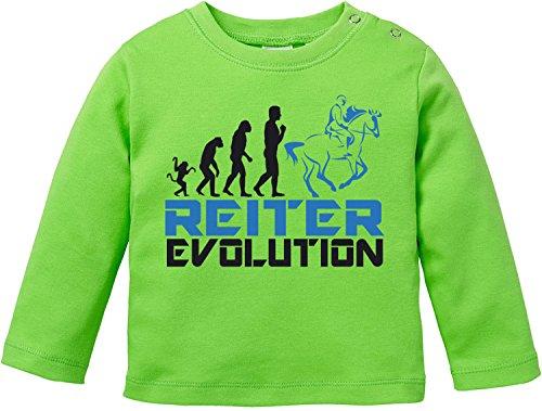 EZYshirt® Reiter Evolution Baby T-Shirt Longsleeve
