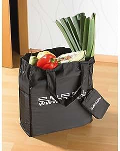 sac de courses pliable avec housse de protection cuisine maison. Black Bedroom Furniture Sets. Home Design Ideas