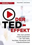 Der TED-Effekt: Wie man perfekt visuell präsentiert für TED-Talks