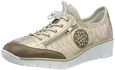 ea592a0070cf Rieker Damen 53768 Sneakers  Amazon.de  Schuhe   Handtaschen
