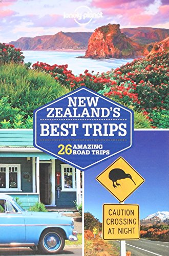 Lonely Planet New Zealand's Best Trips (Travel Guide) por Lonely Planet