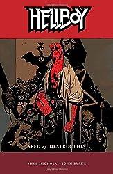 Hellboy Volume 1: Seed of Destruction: Seed of Destruction v. 1 (Hellboy (Dark Horse Paperback))