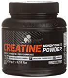 Olimp Creatine monohydrate powder - Creatin, 1er Pack (1 x 250 g)