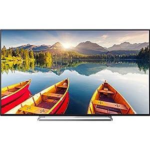 "Toshiba 55U6863DB 55"" 4K Ultra HD Smart TV Wi-Fi Black LED TV - LED TVs (139.7 cm (55""), 3840 x 2160 pixels, Direct-LED, Smart TV, Wi-Fi, Black) (Certified Refurbished)"